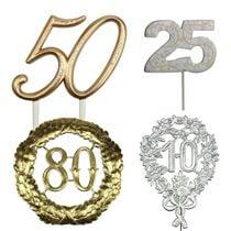 Nummers verjaardag of jubileum