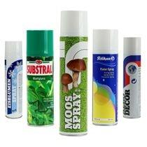 Speciale sprays