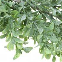 Kunstplantenslinger, buxusrank, decoratief groen L125cm