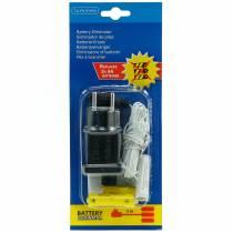 Batterij adapter wit 3m 4.5V 3 x AA