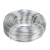 Aluminiumdraad 1,5 mm 1 kg zilver