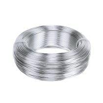 Aluminiumdraad 1 mm 500 g zilver