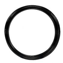 Aluminiumdraad 2mm 100g zwart