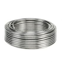 Aluminiumdraad 5 mm 1 kg zilver