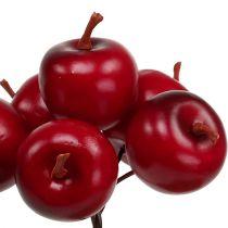 Appel Ø3,5cm rood 36st