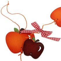 Appelslinger rood 86cm 3st