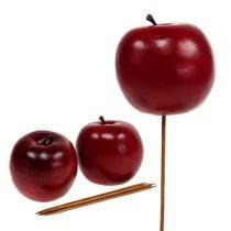 Appel rood Ø7,5cm 6st