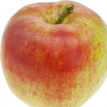 Kunstappel, decoratief fruit Ø8cm 4st