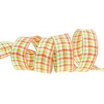 Controleer lint groen / oranje 25mm 15m