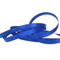 Sierband blauw 6mm 50m