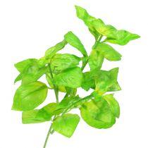 Kunstbasilicum groen 25cm 6st