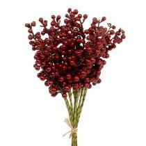 Bessenpluk rood 23cm 12st