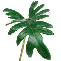 Blad philodendron 31cm groen 12st