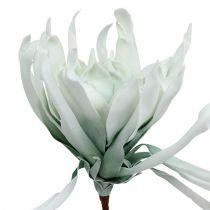 Bloeiend takschuim wit, groen 72cm
