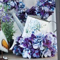 Bloempot Gieter Hortensia Tuindecoratie Plantenbak Metaal 15cm