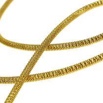 Bouillondraad Ø2mm 100g goud