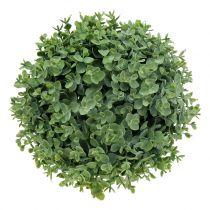Buxus bol kunst groen Ø26cm