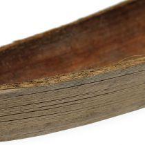 Kokosschaaltjes naturel 60cm 5st