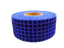 Grid tape 4,5 cm x 10 m blauw