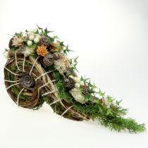 Planter voor ernstige decoratie 22cm x 40cm 1pc