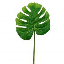 Deco plaat Philo plaat groen B11cm L29.5cm 3st