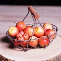Decoratieve appels 4,5 cm 12st