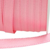Geschenklint roze 6mm x 50m