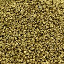 Decoratief granulaat geelgoud 2 mm - 3 mm 2 kg