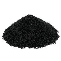Decoratief granulaat zwart 2mm - 3mm 2kg