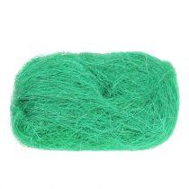 Sisal groen 50g