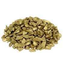 Sierstenen 9mm - 13mm 2kg geel goud