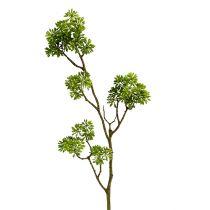 Decoratieve tak groen 80cm
