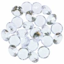 Decoratieve diamanten Ø2cm 500g