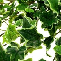 Ivy hanger real-touch groen-wit 130cm