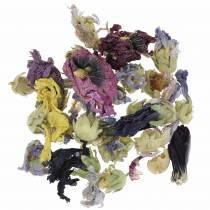 Droge decoratie handwerkset Echter Eibisch Natur 300g bloempotpourri