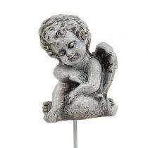 Angel grey a plug 5cm - 5.5cm 8st