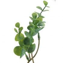 Eucalyptustak kunstgroen 37cm 6st