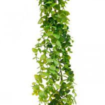 Bruidsdecoratie eucalyptusslinger kunstgroen 122cm