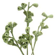 Eucalyptustak mat groen 25st