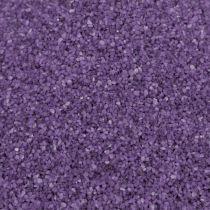 Kleur zand 0,5 mm aubergine 2kg