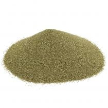 Kleur zand 0,5 mm geelgoud 2 kg
