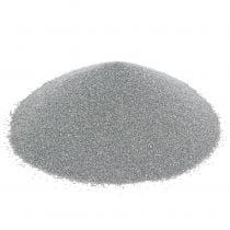 Kleur zand 0,5 mm zilver 2 kg