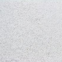 Kleur zand 0,1 mm - 0,5 mm wit 2 kg