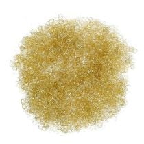 Flower Hair Tinsel Gold 200g engelenhaar