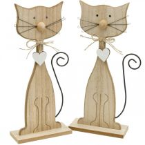 Lente figuur, kattendecoratie, houten figuur, tafeldecoratie, landhuisdecoratie 2st