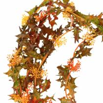 Herfstslinger oranje 3m