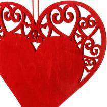 Hart om op te hangen, huwelijksdecoratie, hangers hart, hartdecoratie, Valentijnsdag 12st