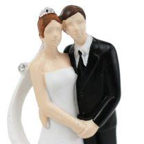 Bruidspaar mini 10cm
