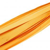 Houten strips geel 95cm - 100cm 50p