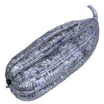 Loofah fruit paars 14cm - 20cm 10st